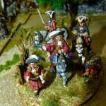 Louis XIV baton de maréchal LEM Demo
