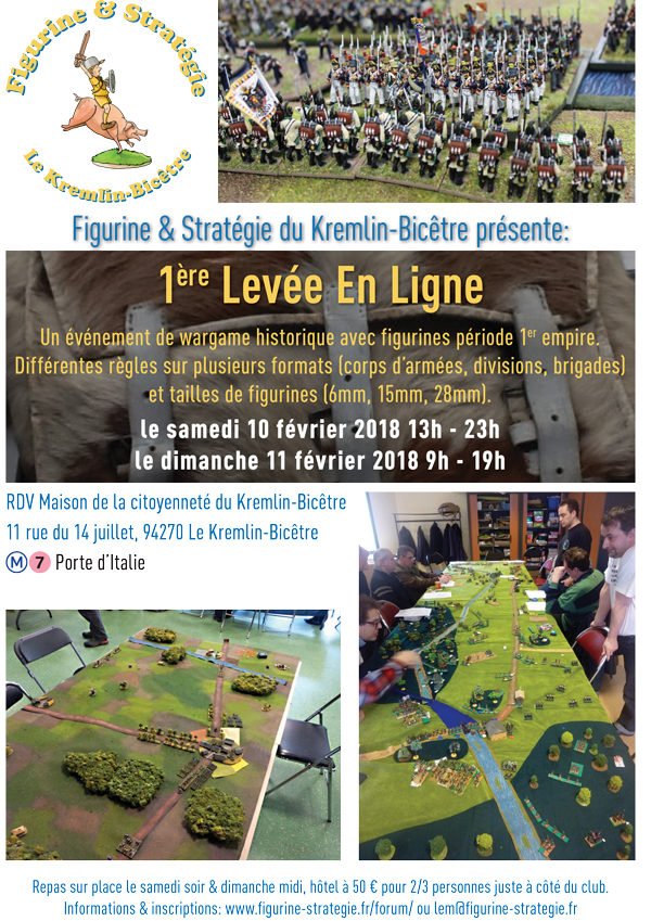 1er levée en ligne au KB 10 et 11 février 2018 LeveeEnLigne11-12fevrier2018auKB